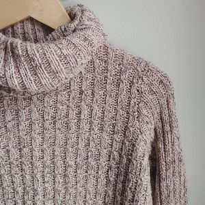 FREE PEOPLE // Cropped Cowl Sweater